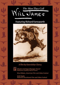 Man They Call Will James, The (DVD)